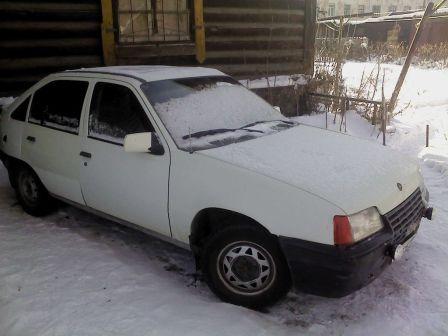 Opel Kadett 1985 - отзыв владельца