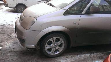 Opel Meriva 2007 отзыв автора | Дата публикации 26.04.2014.