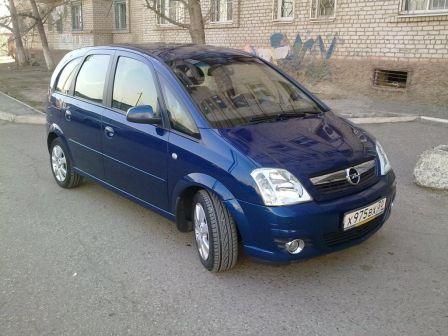Opel Meriva 2006 - отзыв владельца
