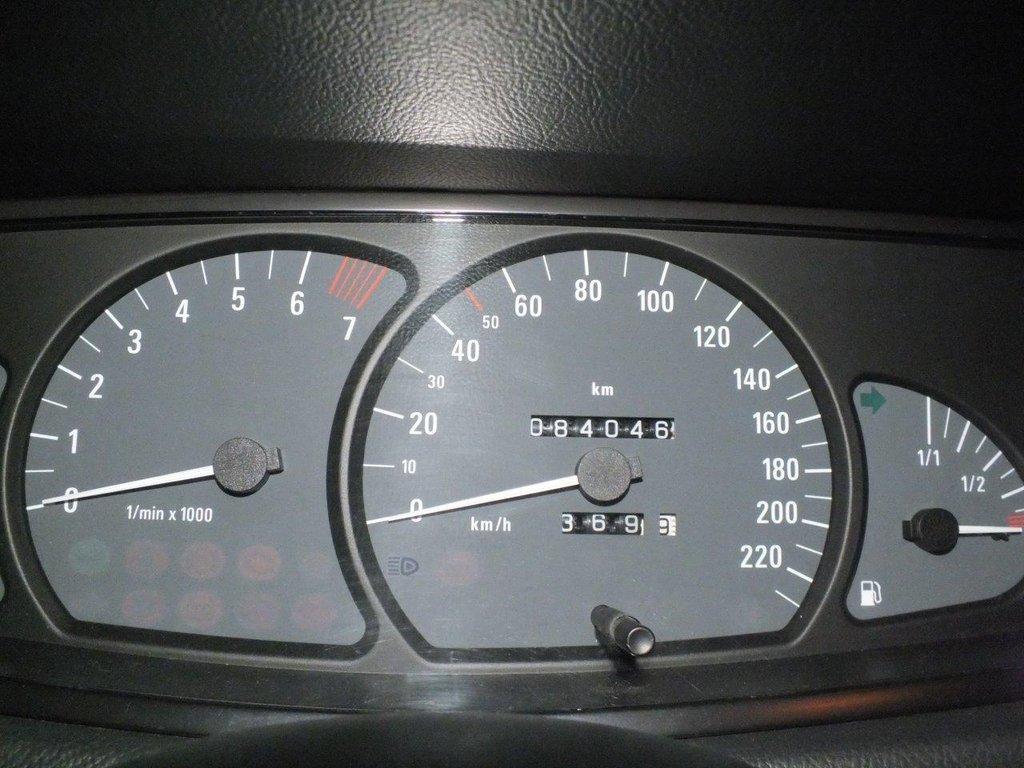 ауди-80 1988 счетчик километража электрическая схема