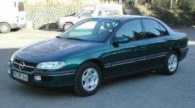 Opel Omega, 1997