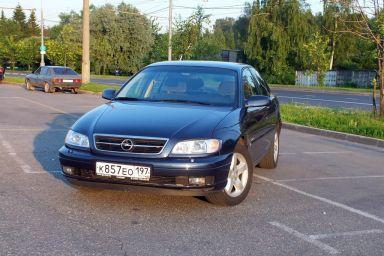Opel Omega 2003 отзыв автора | Дата публикации 15.10.2012.