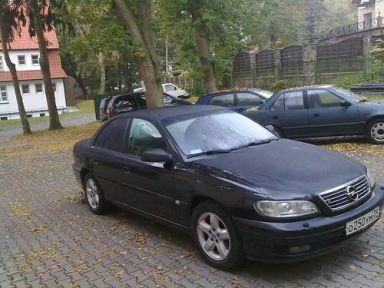 Opel Omega 2001 отзыв автора | Дата публикации 09.03.2013.