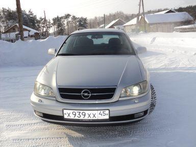 Opel Omega, 2001