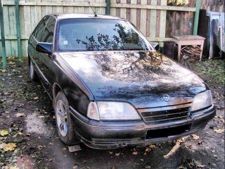 Opel Omega 1988 - отзыв владельца