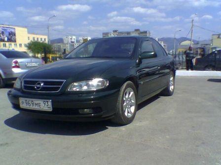 Opel Omega 2003 - отзыв владельца