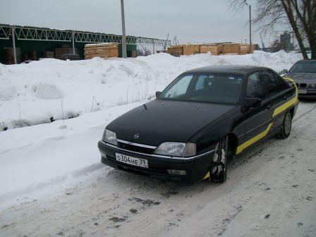 Opel Omega 1990 - отзыв владельца