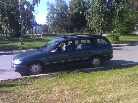 Opel Omega 1995 - отзыв владельца