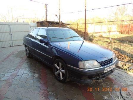 Opel Omega 1992 - отзыв владельца