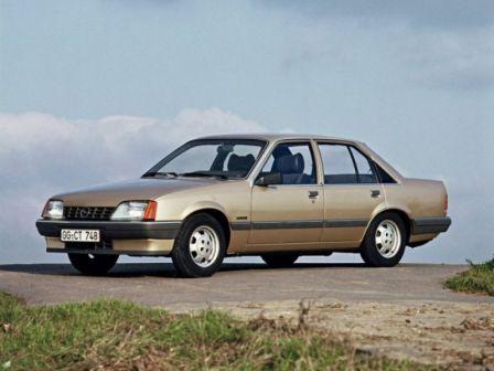 Opel Rekord 1986 - отзыв владельца