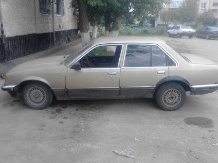 Opel Rekord 1981 - отзыв владельца