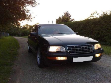 Opel Senator 1991 - отзыв владельца