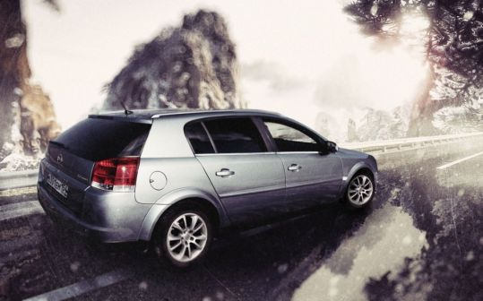 Opel Signum 2003 - отзыв владельца
