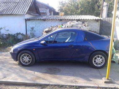 Opel Tigra 1995 отзыв автора | Дата публикации 15.12.2012.