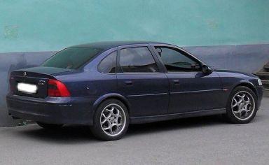 Opel Vectra, 2000