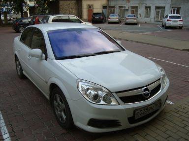 Opel Vectra, 2008