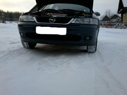 Opel Vectra 2000 - отзыв владельца