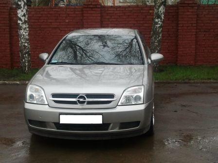 Opel Vectra  - отзыв владельца