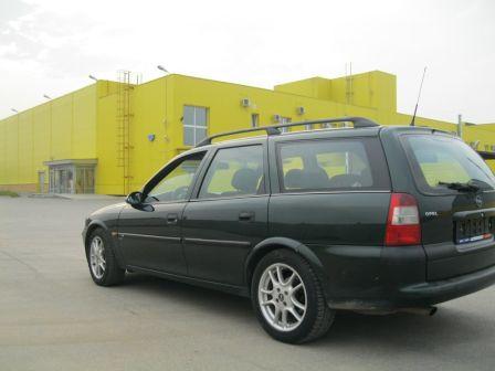 Opel Vectra 1997 - отзыв владельца