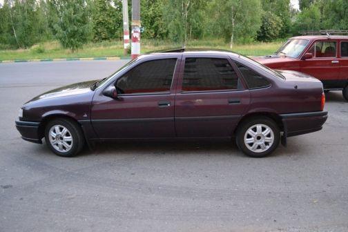 Opel Vectra 1994 - отзыв владельца