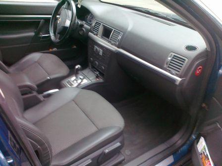 Opel Vectra 2007 - отзыв владельца