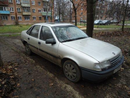 Opel Vectra 1990 - отзыв владельца