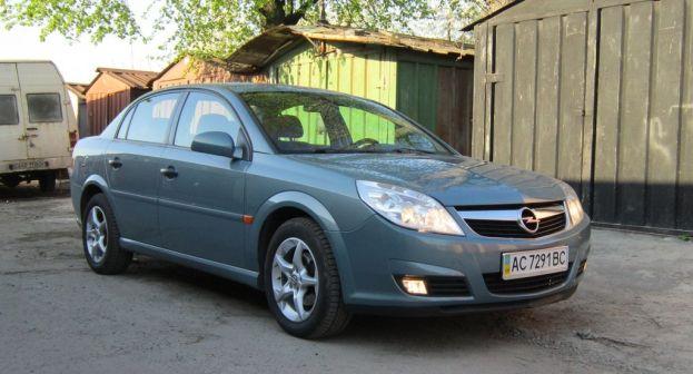 Opel Vectra 2006 - отзыв владельца