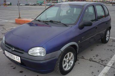 Opel Vita, 1997
