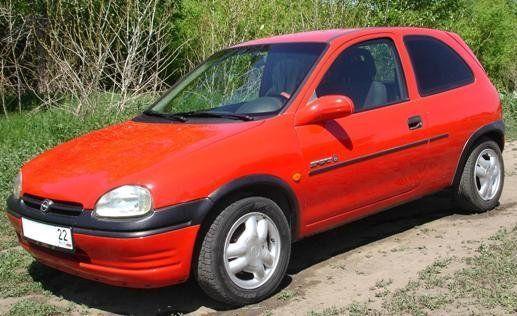 Opel Vita 1997 - отзыв владельца