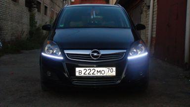 Opel Zafira 2008 отзыв автора | Дата публикации 12.11.2012.