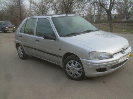 Peugeot 106 1998 - отзыв владельца