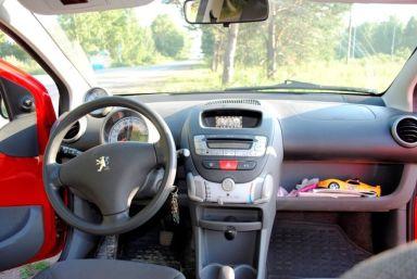 Peugeot 107, 2008