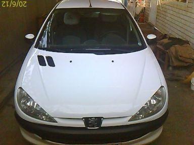 Peugeot 206 2004 отзыв автора | Дата публикации 15.07.2012.