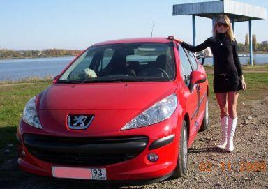Peugeot 207 2008 отзыв автора | Дата публикации 21.01.2010.