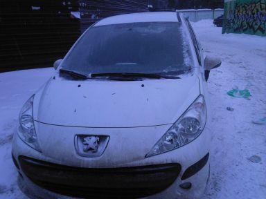 Peugeot 207 2009 отзыв автора | Дата публикации 11.02.2010.