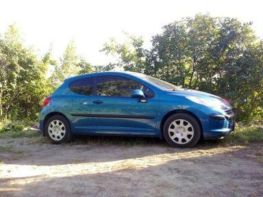 Peugeot 207 2008 отзыв автора | Дата публикации 09.11.2010.