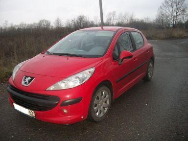 Peugeot 207 2009 отзыв автора | Дата публикации 04.11.2011.