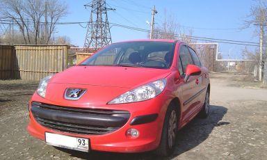 Peugeot 207 2008 отзыв автора | Дата публикации 18.03.2012.