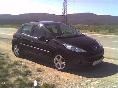 Peugeot 207 2007 отзыв автора | Дата публикации 28.05.2013.