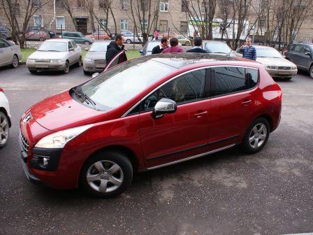 Peugeot 3008 2009 - отзыв владельца