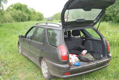Peugeot 306, 2001