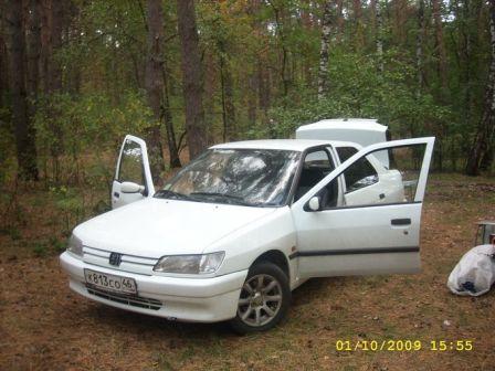 Peugeot 306 1995 - отзыв владельца
