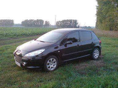 Peugeot 307 2007 отзыв автора | Дата публикации 16.08.2009.