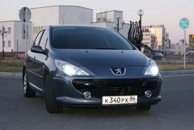 Peugeot 307 2005 отзыв автора | Дата публикации 09.03.2011.