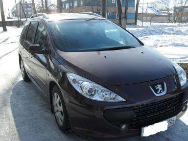 Peugeot 307 2006 отзыв автора | Дата публикации 06.04.2012.