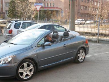 Peugeot 307 2005 отзыв автора | Дата публикации 17.07.2012.