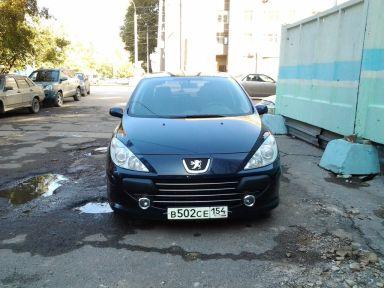 Peugeot 307 2008 отзыв автора | Дата публикации 28.09.2012.