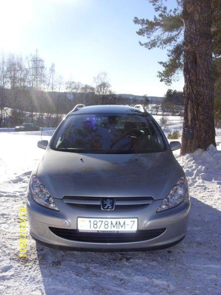Peugeot 307 2004 - отзыв владельца