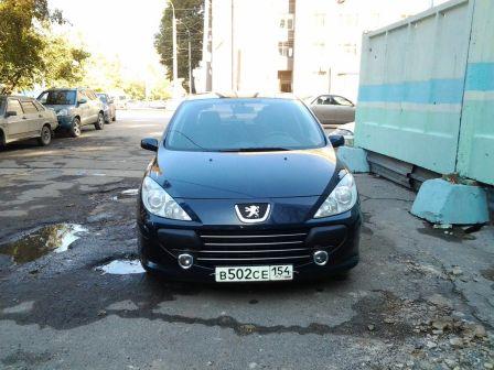 Peugeot 307 2008 - отзыв владельца