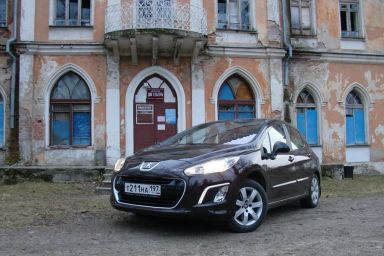 Peugeot 308 2012 отзыв автора | Дата публикации 12.09.2012.